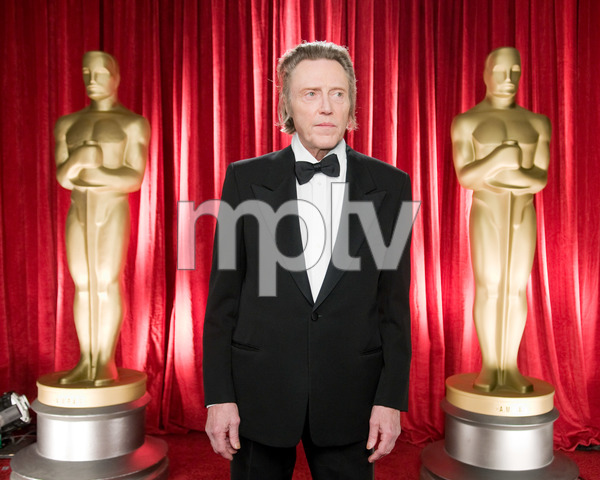 """The 81st Annual Academy Awards"" (Backstage)Christopher Walken02-22-2009Photo by Michael Yada © 2009 A.M.P.A.S. - Image 23704_0350"