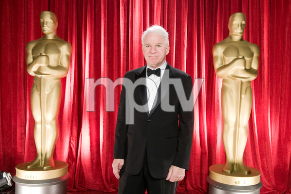 """""""The 81st Annual Academy Awards"""" (Backstage)Steve Martin02-22-2009Photo by Michael Yada © 2009 A.M.P.A.S. - Image 23704_0354"""