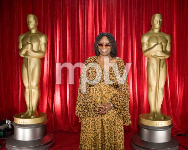"""""""The 81st Annual Academy Awards"""" (Backstage)Whoopi Goldberg02-22-2009Photo by Michael Yada © 2009 A.M.P.A.S. - Image 23704_0364"""