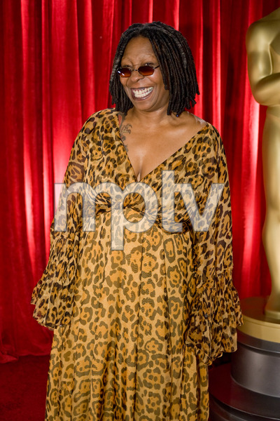 """The 81st Annual Academy Awards"" (Backstage)Whoopi Goldberg02-22-2009Photo by Michael Yada © 2009 A.M.P.A.S. - Image 23704_0366"