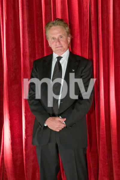 """The 81st Annual Academy Awards"" (Backstage)Michael Douglas02-22-2009Photo by Ivan Vejar © 2009 A.M.P.A.S. - Image 23704_0382"