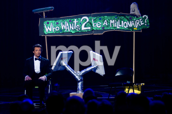 """The 81st Annual Academy Awards"" (Telecast)Hugh Jackman02-22-2009Photo by Michael Yada © 2009 A.M.P.A.S. - Image 23704_0387"