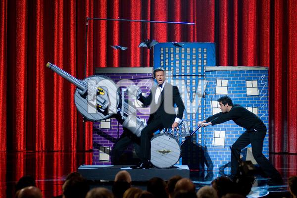 """The 81st Annual Academy Awards"" (Telecast)Hugh Jackman02-22-2009Photo by Michael Yada © 2009 A.M.P.A.S. - Image 23704_0392"