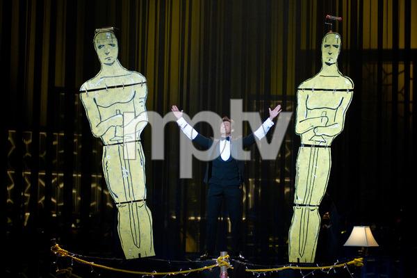 """The 81st Annual Academy Awards"" (Telecast)Hugh Jackman02-22-2009Photo by Michael Yada © 2009 A.M.P.A.S. - Image 23704_0398"