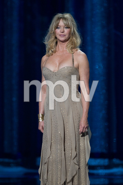 """""""The 81st Annual Academy Awards"""" (Telecast)Goldie Hawn02-22-2009Photo by Michael Yada © 2009 A.M.P.A.S. - Image 23704_0401"""