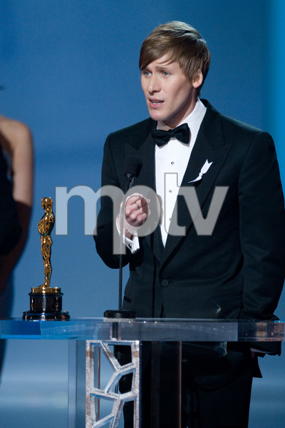 """""""The 81st Annual Academy Awards"""" (Telecast)Dustin Lance Black02-22-2009Photo by Michael Yada © 2009 A.M.P.A.S. - Image 23704_0405"""