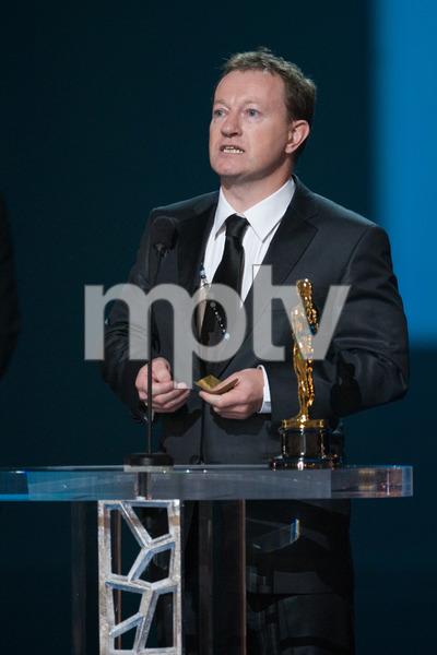 """The 81st Annual Academy Awards"" (Telecast)Simon Beaufoy02-22-2009Photo by Michael Yada © 2009 A.M.P.A.S. - Image 23704_0407"