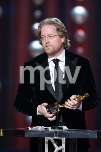 """The 81st Annual Academy Awards"" (Telecast)Andrew Stanton02-22-2009Photo by Michael Yada © 2009 A.M.P.A.S. - Image 23704_0410"