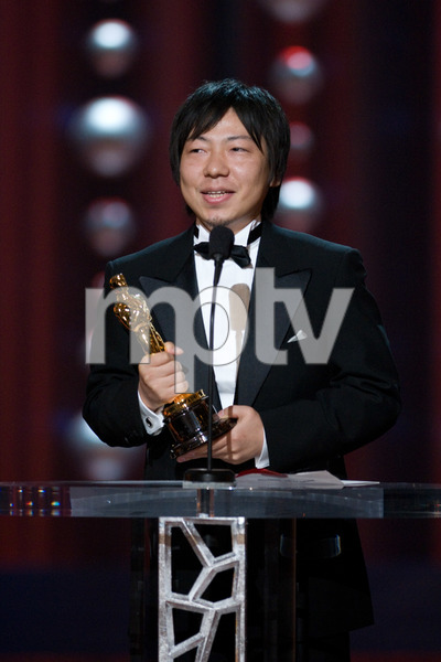 """""""The 81st Annual Academy Awards"""" (Telecast)Kunio Kato02-22-2009Photo by Michael Yada © 2009 A.M.P.A.S. - Image 23704_0411"""