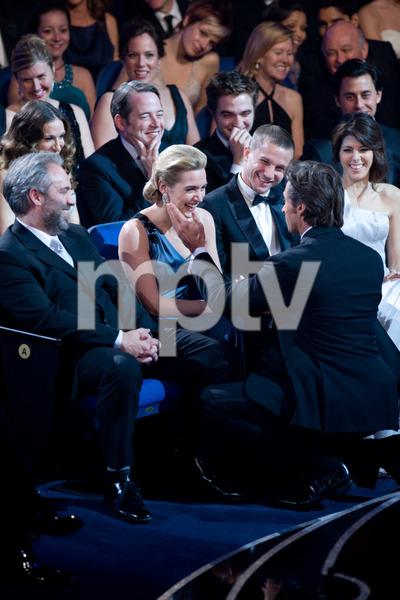 """The 81st Annual Academy Awards"" (Telecast)Hugh Jackman, Kate Winslet02-22-2009Photo by Darren Decker © 2009 A.M.P.A.S. - Image 23704_0415"