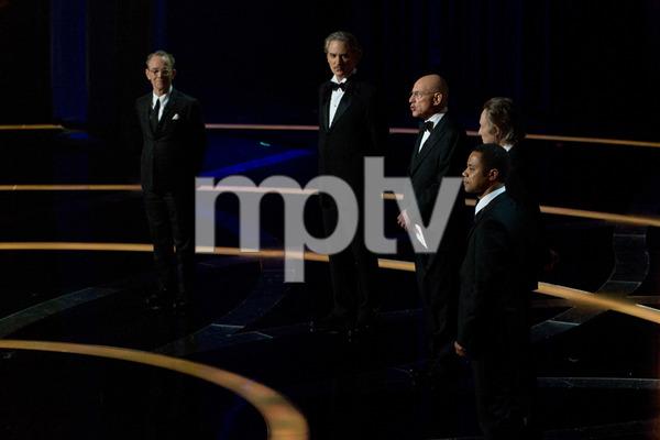 """The 81st Annual Academy Awards"" (Telecast)Joel Grey, Kevin Kline, Alan Arkin, Christopher Walken, Cuba Gooding Jr.02-22-2009Photo by Darren Decker © 2009 A.M.P.A.S.  - Image 23704_0459"