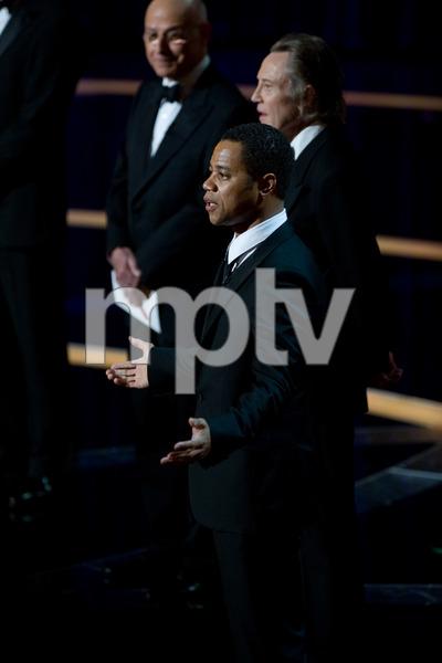 """The 81st Annual Academy Awards"" (Telecast)Cuba Gooding Jr.02-22-2009Photo by Darren Decker © 2009 A.M.P.A.S. - Image 23704_0477"