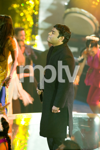 """The 81st Annual Academy Awards"" (Telecast)A.R. Rahman02-22-2009Photo by Darren Decker © 2009 A.M.P.A.S. - Image 23704_0503"