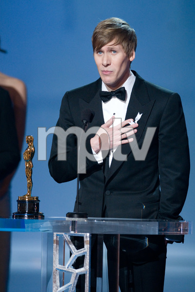 """""""The 81st Annual Academy Awards"""" (Telecast)Dustin Lance Black02-22-2009Photo by Michael Yada © 2009 A.M.P.A.S. - Image 23704_0509"""