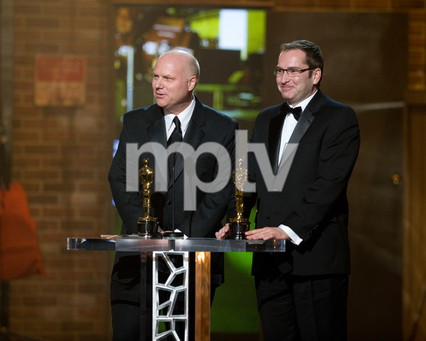 """""""The 81st Annual Academy Awards"""" (Telecast)Donald Graham Burt, Victor J. Zolfo02-22-2009Photo by Michael Yada © 2009 A.M.P.A.S. - Image 23704_0512"""