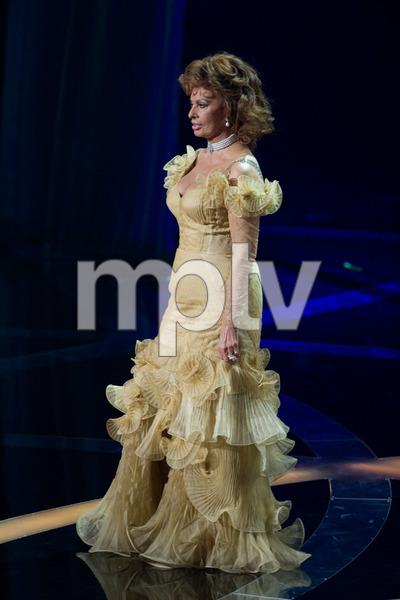 """The 81st Annual Academy Awards"" (Telecast)Sophia Loren02-22-2009Photo by Darren Decker © 2009 A.M.P.A.S. - Image 23704_0520"