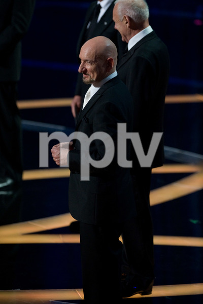 """""""The 81st Annual Academy Awards"""" (Telecast)Ben Kingsley02-22-2009Photo by Darren Decker © 2009 A.M.P.A.S. - Image 23704_0531"""