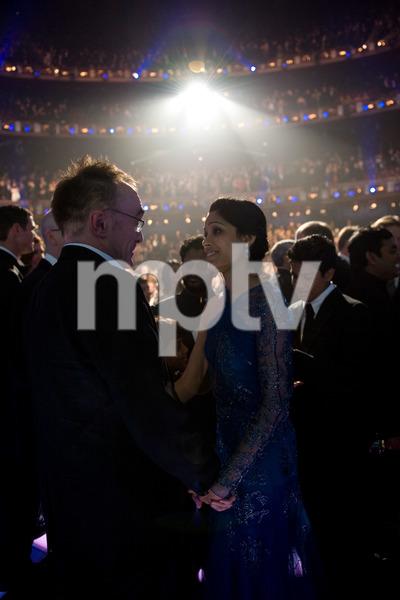 """The 81st Annual Academy Awards"" (Telecast)Danny Boyle, Freida Pinto02-22-2009Photo by Richard Harbaugh © 2009 A.M.P.A.S. - Image 23704_0538"