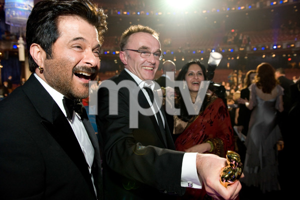 """The 81st Annual Academy Awards"" (Telecast)Anil Kapoor, Danny Boyle02-22-2009Photo by Richard Harbaugh © 2009 A.M.P.A.S. - Image 23704_0540"