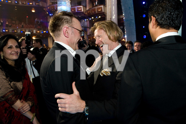 """""""The 81st Annual Academy Awards"""" (Telecast)Danny Boyle, Anthony Dod Mantle02-22-2009Photo by Richard Harbaugh © 2009 A.M.P.A.S. - Image 23704_0541"""