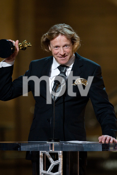 """""""The 81st Annual Academy Awards"""" (Telecast)Anthony Dod Mantle02-22-2009Photo by Michael Yada © 2009 A.M.P.A.S. - Image 23704_0548"""