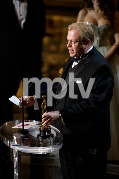 """""""The 81st Annual Academy Awards"""" (Telecast)Greg Cannom02-22-2009Photo by Darren Decker © 2009 A.M.P.A.S.. - Image 23704_0556"""