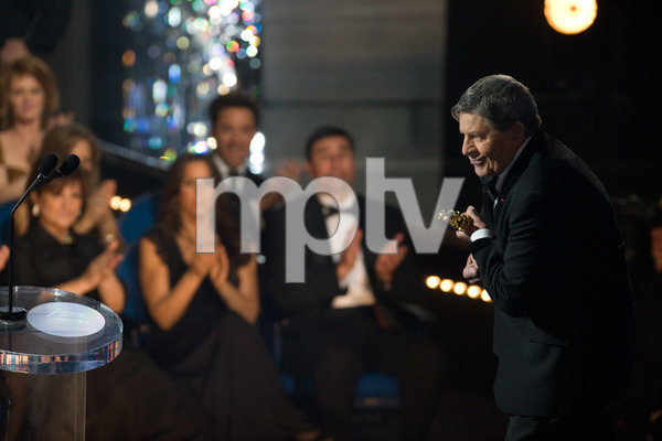 """""""The 81st Annual Academy Awards"""" (Telecast)Jerry Lewis02-22-2009Photo by Darren Decker © 2009 A.M.P.A.S. - Image 23704_0567"""