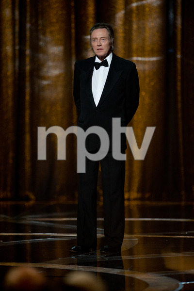 """The 81st Annual Academy Awards"" (Telecast)Christopher Walken02-22-2009Photo by Michael Yada © 2009 A.M.P.A.S. - Image 23704_0571"