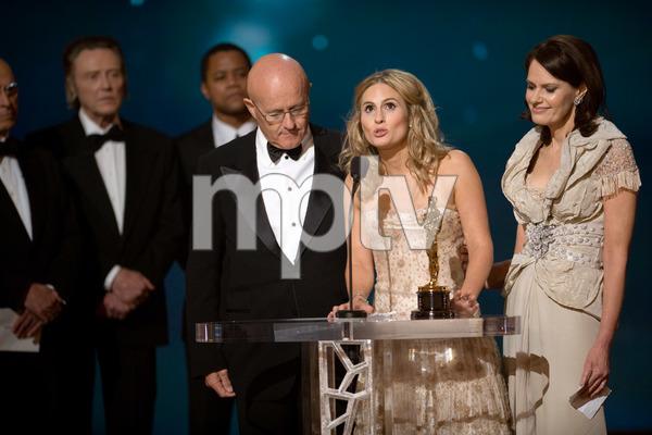 """The 81st Annual Academy Awards"" (Telecast)Kim Ledger, Sally Ledger, Kate Ledger02-22-2009Photo by Michael Yada © 2009 A.M.P.A.S. - Image 23704_0574"