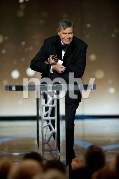 """The 81st Annual Academy Awards"" (Telecast)Jerry Lewis02-22-2009Photo by Michael Yada © 2009 A.M.P.A.S. - Image 23704_0577"