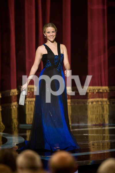 """""""The 81st Annual Academy Awards"""" (Telecast)Reese Witherspoon02-22-2009Photo by Michael Yada © 2009 A.M.P.A.S. - Image 23704_0578"""