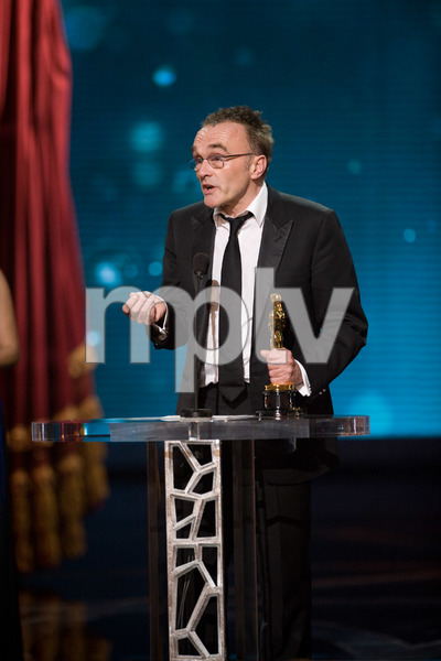"""""""The 81st Annual Academy Awards"""" (Telecast)Danny Boyle02-22-2009Photo by Michael Yada © 2009 A.M.P.A.S. - Image 23704_0582"""