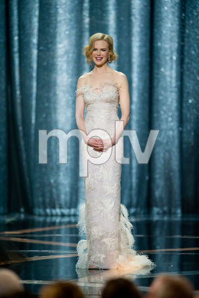 """The 81st Annual Academy Awards"" (Telecast)Nicole Kidman02-22-2009Photo by Michael Yada © 2009 A.M.P.A.S. - Image 23704_0589"