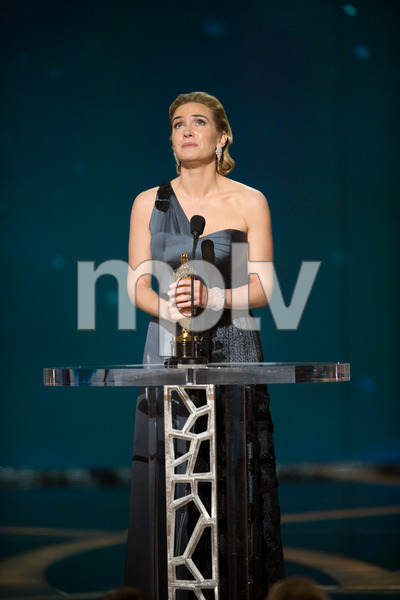 """The 81st Annual Academy Awards"" (Telecast)Kate Winslet02-22-2009Photo by Michael Yada © 2009 A.M.P.A.S. - Image 23704_0595"