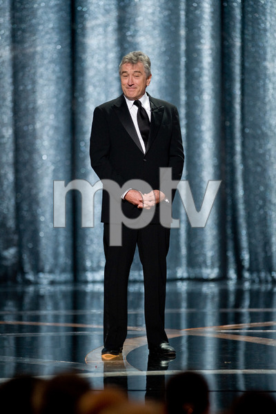 """The 81st Annual Academy Awards"" (Telecast)Robert De Niro02-22-2009Photo by Michael Yada © 2009 A.M.P.A.S. - Image 23704_0599"