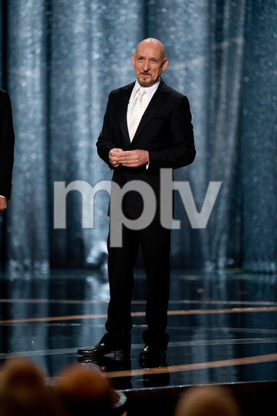 """""""The 81st Annual Academy Awards"""" (Telecast)Ben Kingsley02-22-2009Photo by Michael Yada © 2009 A.M.P.A.S. - Image 23704_0603"""