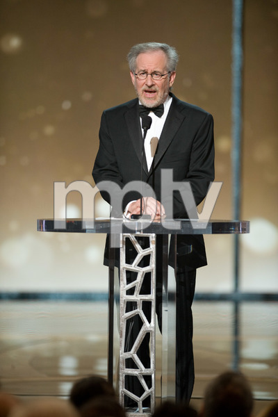 """""""The 81st Annual Academy Awards"""" (Telecast)Steven Spielberg02-22-2009Photo by Michael Yada © 2009 A.M.P.A.S. - Image 23704_0607"""