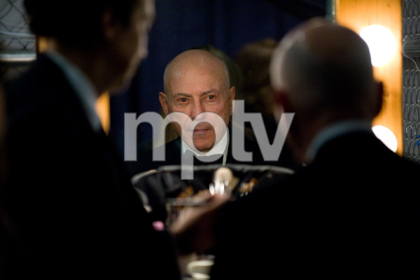 """""""The 81st Annual Academy Awards"""" (Backstage)Alan Arkin02-22-2009Photo by Richard Harbaugh © 2009 A.M.P.A.S. - Image 23704_0614"""