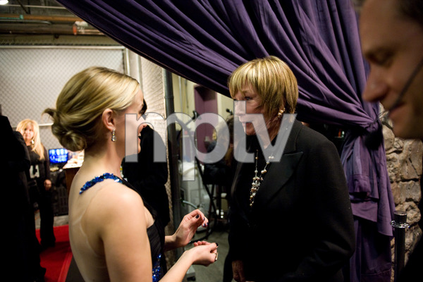 """The 81st Annual Academy Awards"" (Backstage)Reese Witherspoon, Shirley MacLaine02-22-2009Photo by Richard Harbaugh © 2009 A.M.P.A.S. - Image 23704_0615"