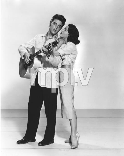 """Jailhouse Rock""Elvis Presley, Judy Tyler1957 MGM** I.V. - Image 23705_0007"