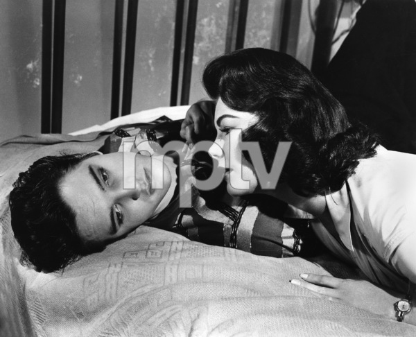 """Jailhouse Rock""Elvis Presley, Judy Tyler1957 MGM** I.V. - Image 23705_0014"