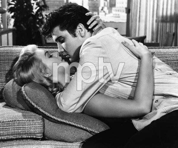 """""""Jailhouse Rock""""Jennifer Holden, Elvis Presley1957 MGM** I.V. - Image 23705_0015"""