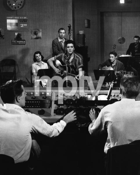 """Jailhouse Rock""Judy Tyler, Elvis Presley1957 MGM** I.V. - Image 23705_0030"
