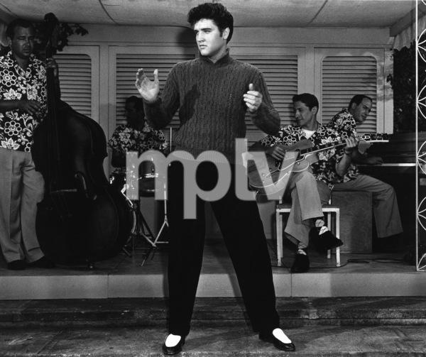 """""""Jailhouse Rock""""Elvis Presley1957 MGM** I.V. - Image 23705_0031"""