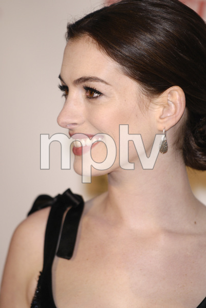 """Valentino: The Last Emperor"" (Premiere)Anne Hathaway04-01-2009 / LACMA / Los Angeles, CA / Acolyte Films / Photo by Andrew Howick - Image 23711_0046"