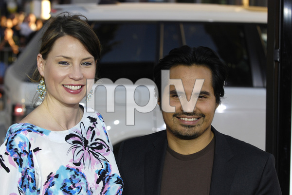 """""""Observe and Report"""" (Premiere)Brie Shaffer, Michael Pena04-06-2009 / Warner Brothers / Grauman"""