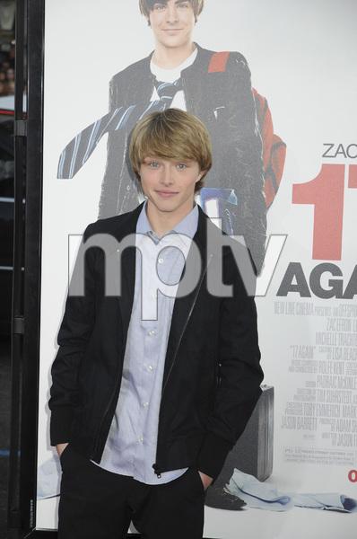 """17 Again"" PremiereSterling Knight4-14-2009 / Grauman"