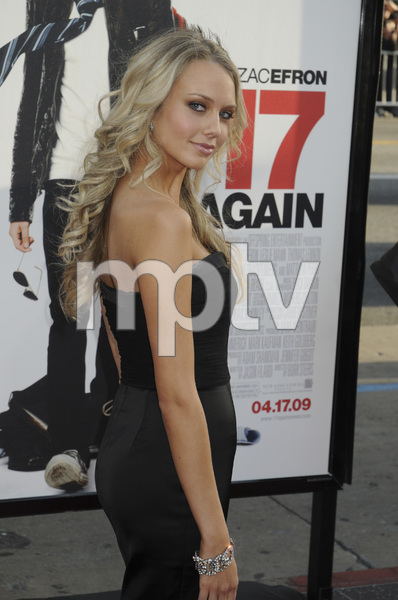 """17 Again"" PremiereMelissa Ordway4-14-2009 / Grauman"