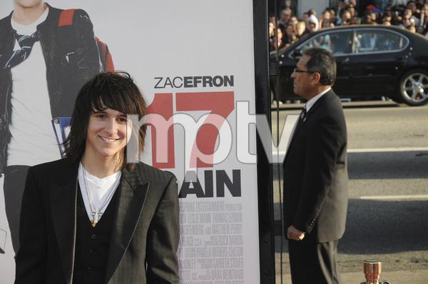 """17 Again"" PremiereMitchel Musso4-14-2009 / Grauman"