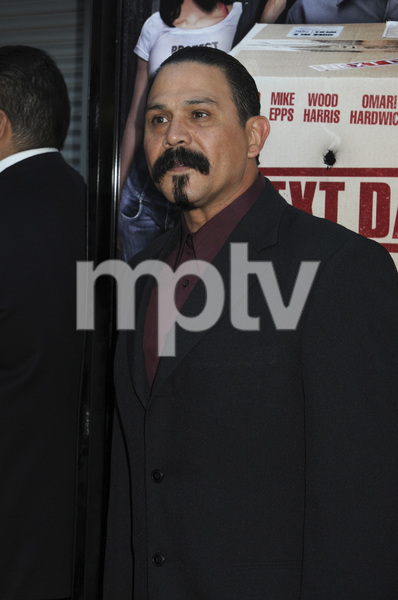 """Next Day Air"" (Premiere)Emilio Rivera04-29-09 / ArcLight Theater / Hollywood, CA / Summit Entertainment / Photo by Heather Holt - Image 23725_0029"
